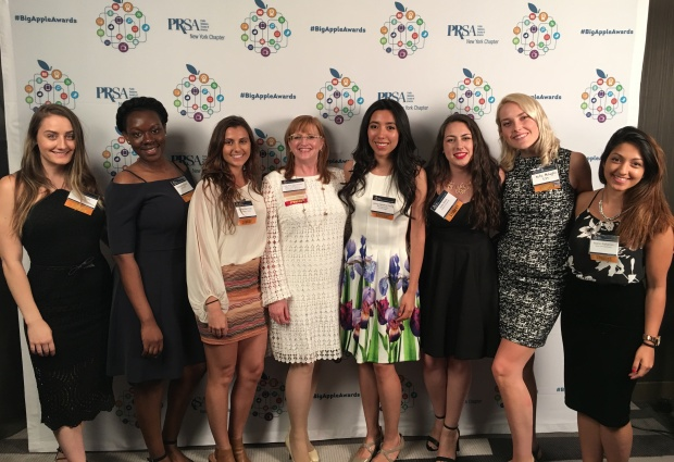 germinder prssa prsa gnfp digital big apple awards 2017